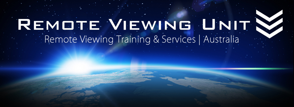 RVU - remote viewing training